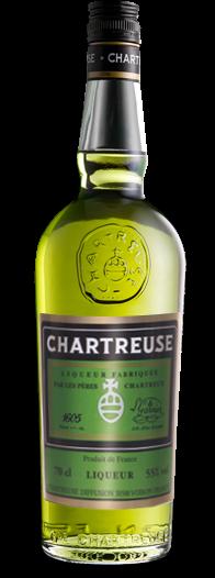 Chartreuse Bitterlikör grün 0,7l