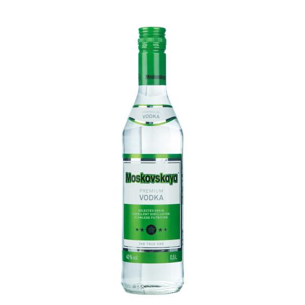Moskovskaya Premium Vodka 0,5l