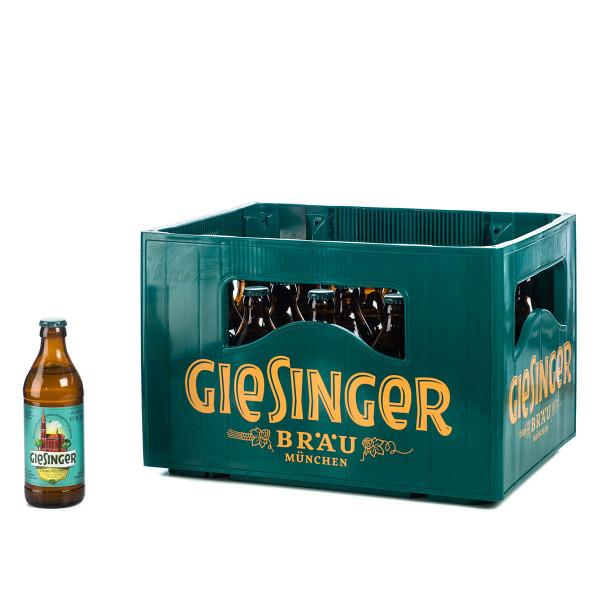 Giesinger Pils 20 x 0,33l