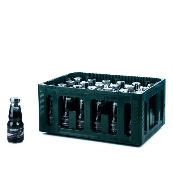 Vaihinger Schwarze Johannisbeere 24 x 0,2l Glas