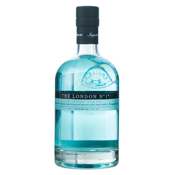 The London No 1 Original Blue Gin 0,7l