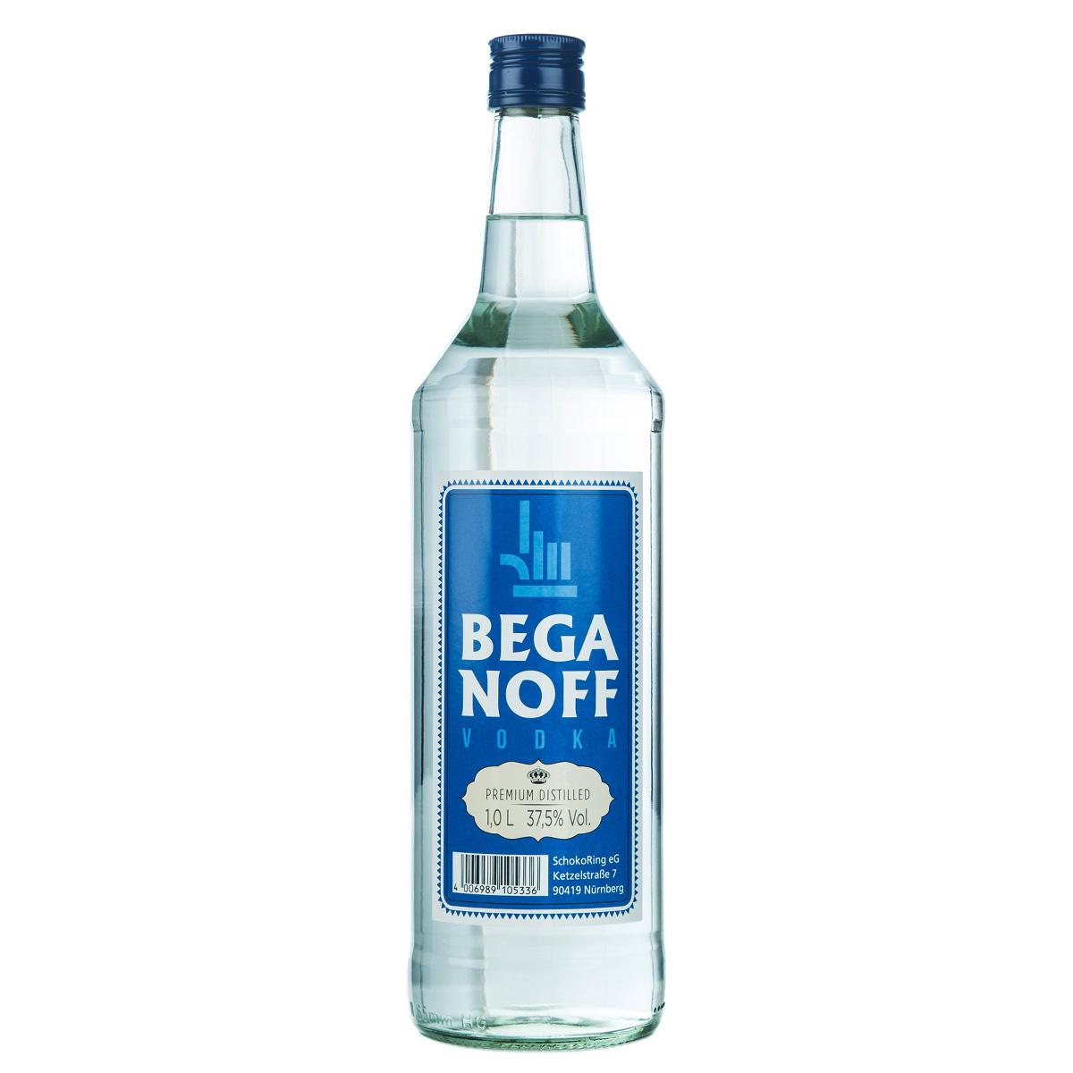 Beganoff Vodka