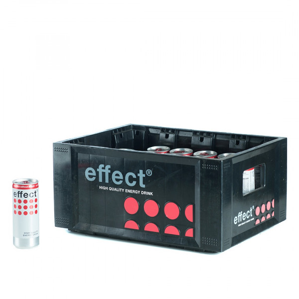 effect energy drink 24 x 0,25l