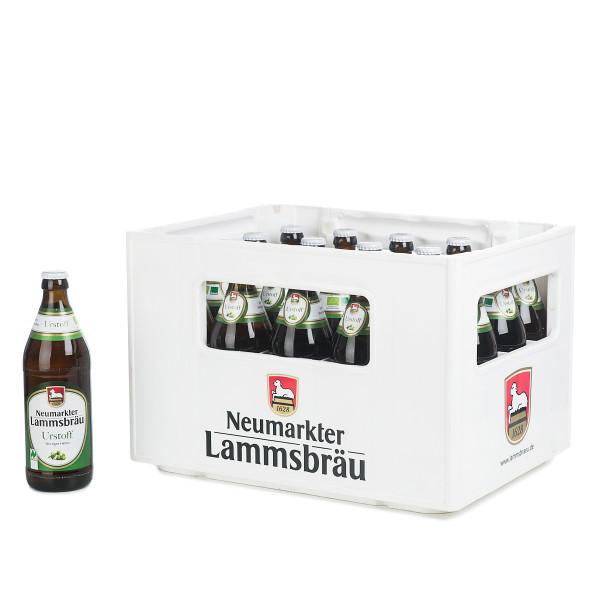 Lammsbräu Urstoff 20 x 0,5l