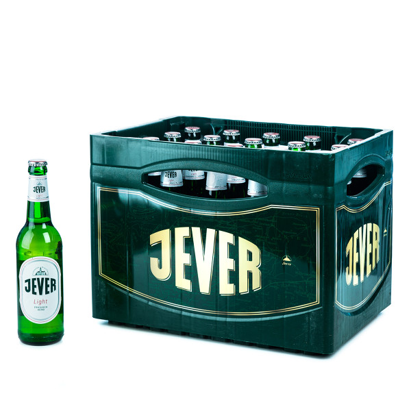 Jever Pilsener Light 20 x 0,5l