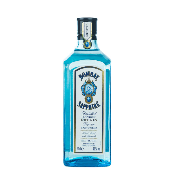 Bombay Sapphire Gin 0,5l