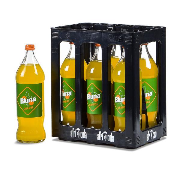 Bluna Orange 6 x 1l