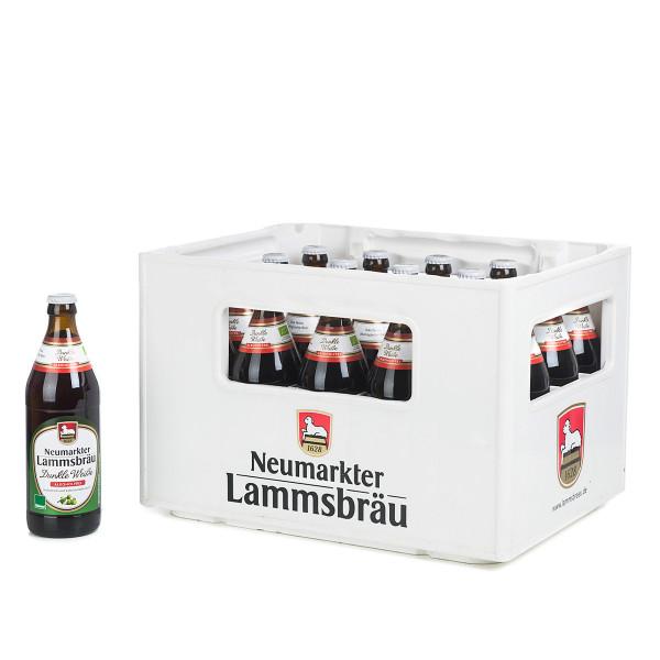 Lammsbräu Dunkle Weisse Alkoholfrei 20 x 0,5l