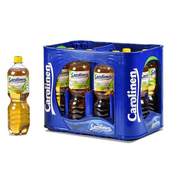Carolinen Naturliebe Bio Birne-Zitrone 12 x 1l
