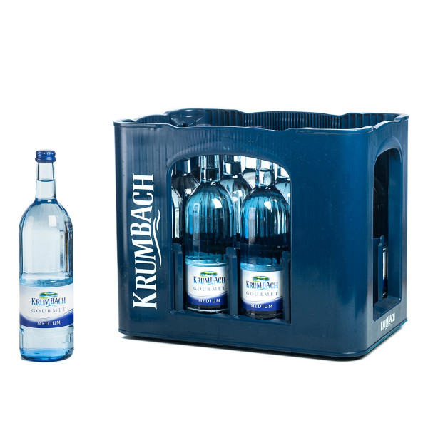 Krumbach Gourmet Medium 12 x 0,75l