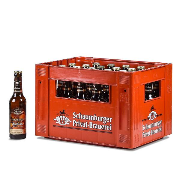 Schaumburger Kellerbier 24 x 0,33l