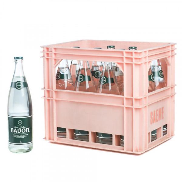 Badoit Mineralwasser 12 x 1l