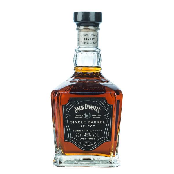 Jack Daniel's Single Barrel Select Tennessee Whiskey 0,7l