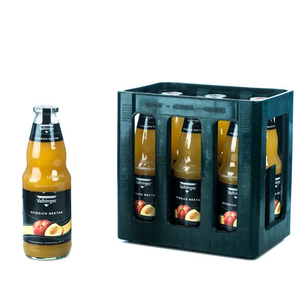 Vaihinger Pfirsich 6 x1l Glas