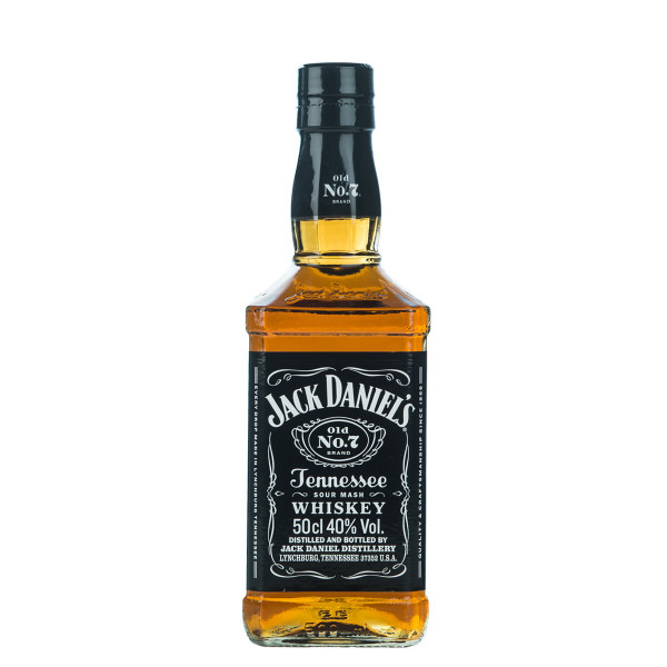 Jack Daniel's Tennessee Whiskey 0,5l