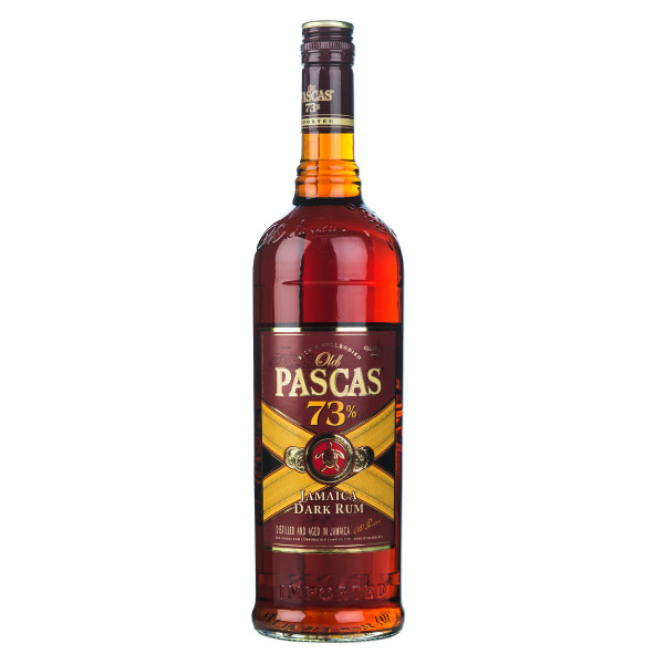 Old Pascas Jamaica Dark Rum 0,7l