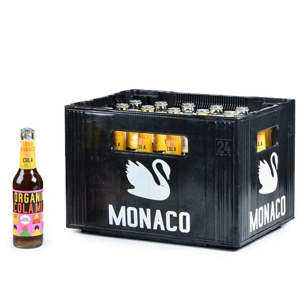 Aqua Monaco Cola-Mix 24 x 0,33l