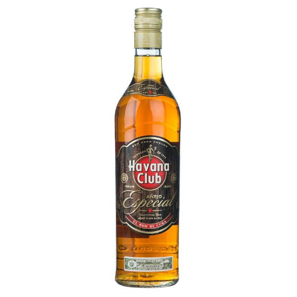 Havana Club Rum Anejo Especial 0,7l