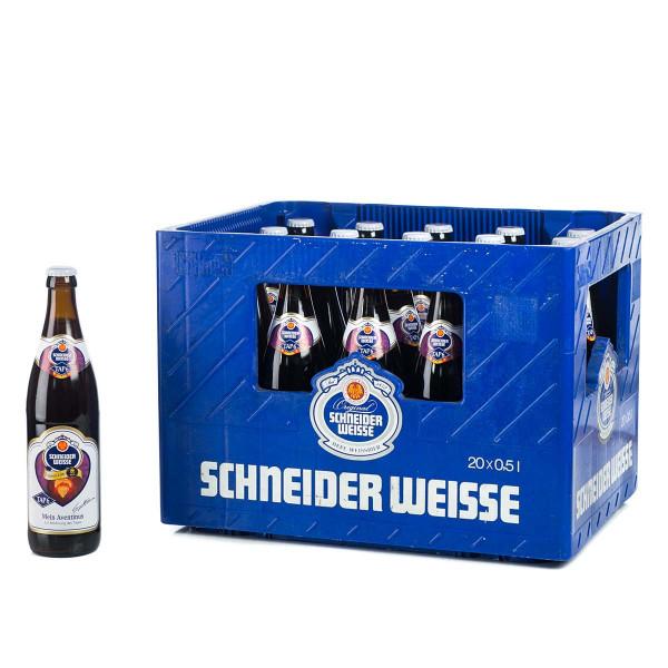 Schneider Weisse Mein Aventinus TAP6 20 x 0,5l