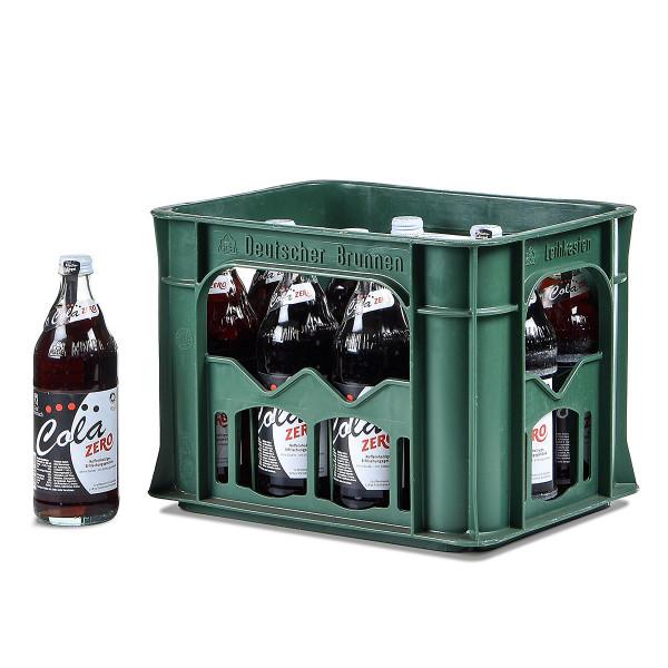 Graf Metternich Cola-Zero 12 x 0,5l Glas