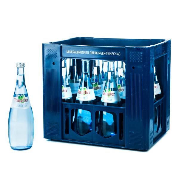 Teinacher Gourmet Naturell 12 x 0,75l Glas