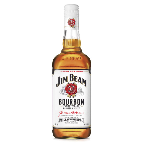 Jim Beam White Bourbon 0,7l