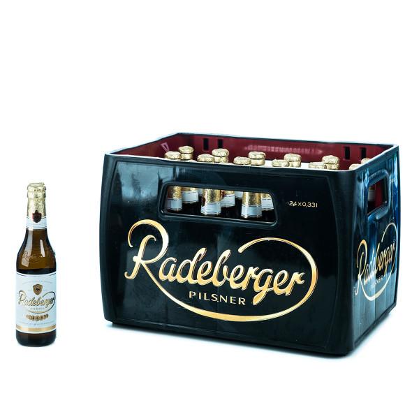 Radeberger Pilsner 24 x 0,33l