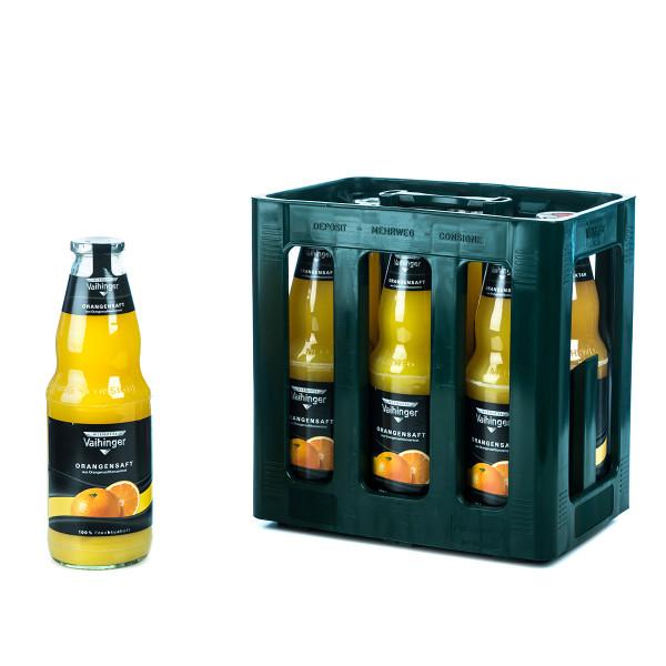 Vaihinger Orangensaft 6 x 1l