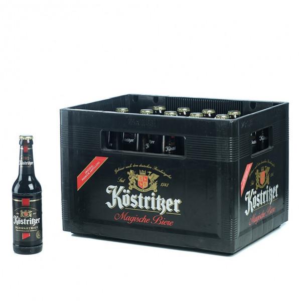 Köstritzer Schwarzbier 24 x 0,33l