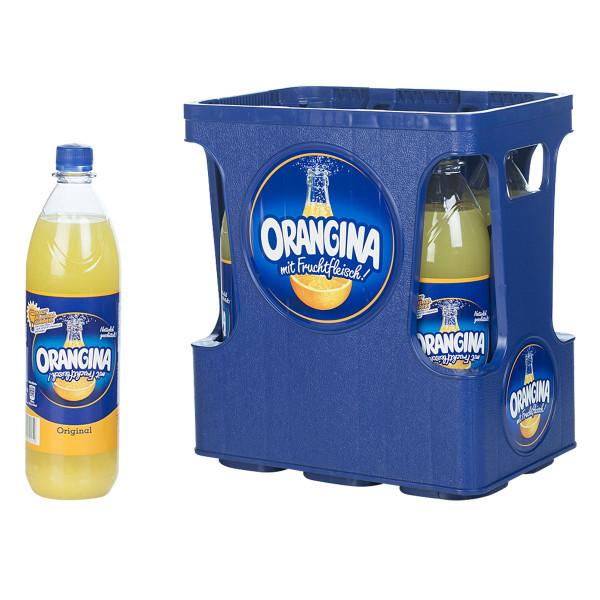 Orangina Classic 6 x 1l