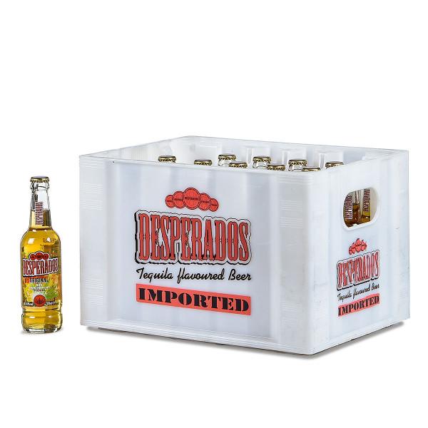 Desperados Tequila Beer 24 x 0,33l