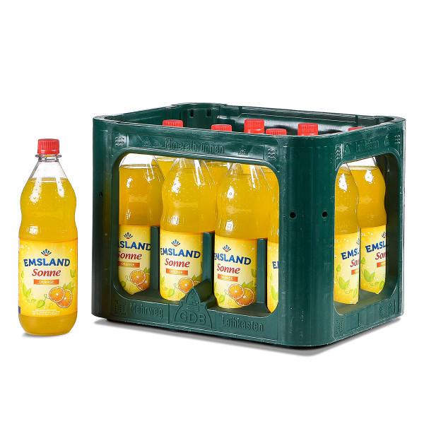 Emsland Sonne Orange 12 x 1l