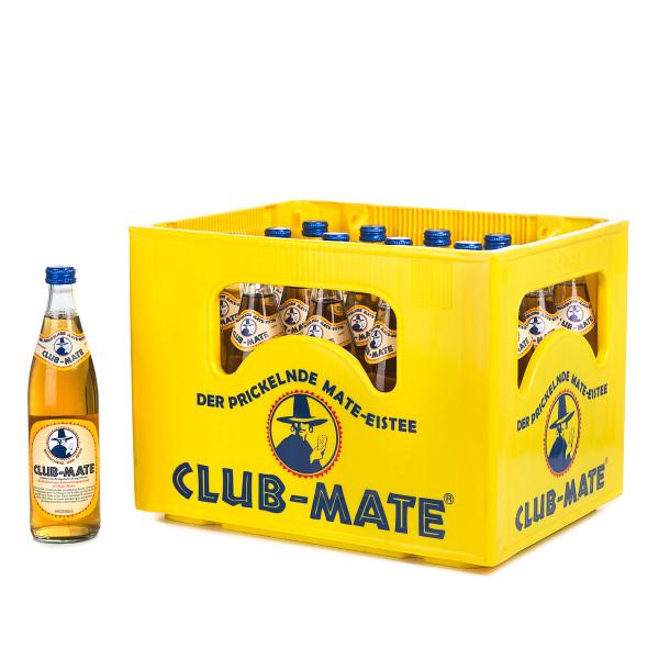 Club Mate 20 x 0,5l Glas