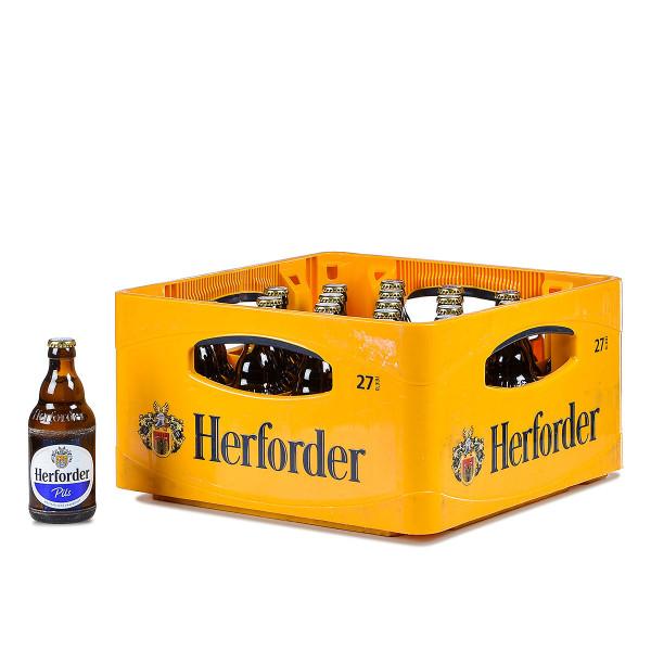 Herforder Pils 27 x 0,33l