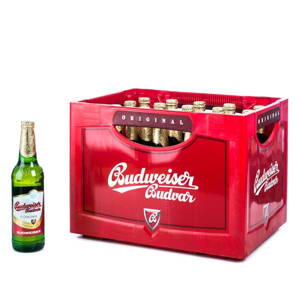 Budweiser Budvar Pils 20 x 0,5l