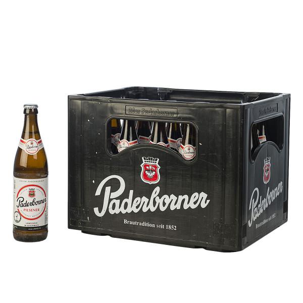 Paderborner Pilsener 20 x 0,5l