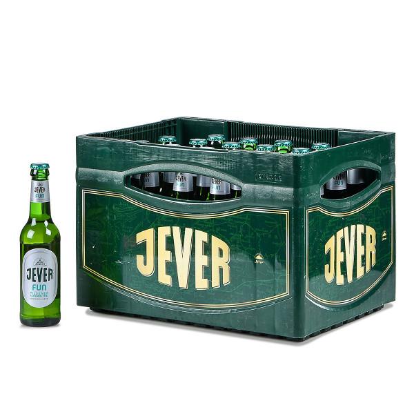 Jever Fun 24 x 0,33l