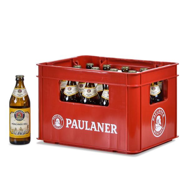Paulaner Münchner Hell 20 x 0,5l