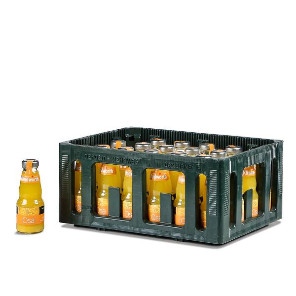 Klindworth Orangensaft 24 x 0,2l