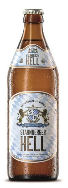 Starnberger Hell 20 x 0,5l