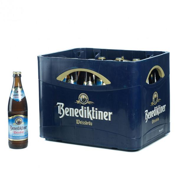 Benediktiner Weißbier alkoholfrei 20 x 0,5l