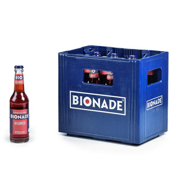 Bionade Holunder 12 x 0,33l