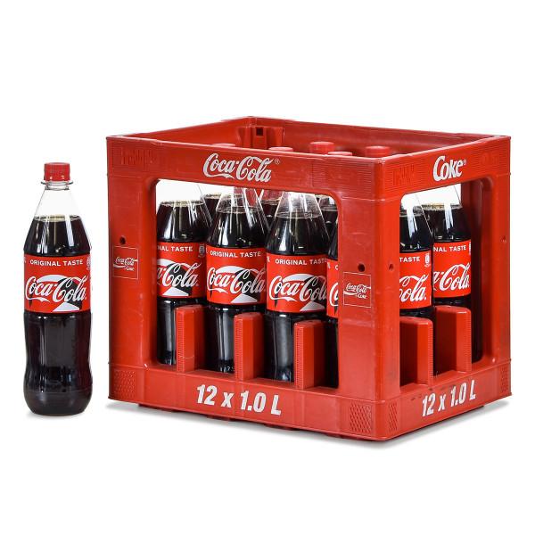 Coca-Cola 12 x 1l