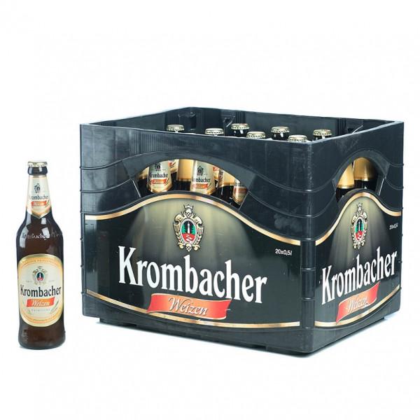 Krombacher Weizen 20 x 0,5l