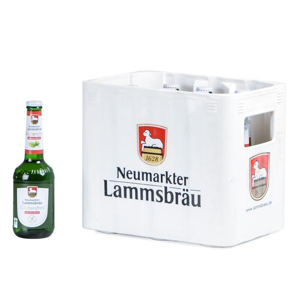 Lammsbräu Glutenfrei Bio 10 x 0,33l