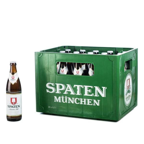 Spaten Münchner Hell 20 x 0,5l