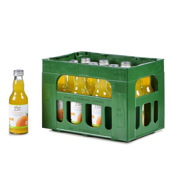 Gut Eden Orangensaft 12 x 0,2l