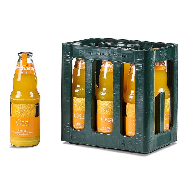 Klindworth Orangensaft 6 x 1l