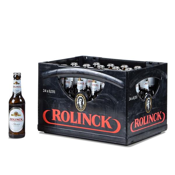 Rolinck Pilsener Premium 24 x 0,33l