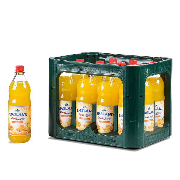 Emsland Perle Light Orange 12 x 1l
